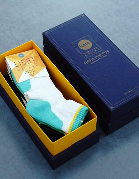 樂活時代輕壓力襪3入禮盒組