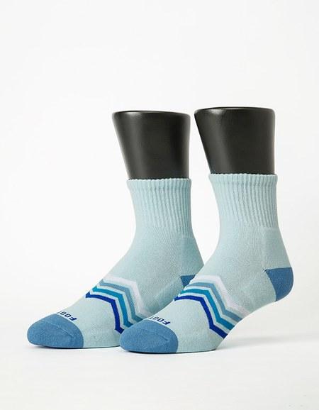 心電感應運動氣墊襪